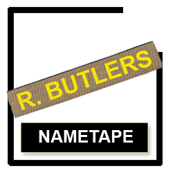 Nametape